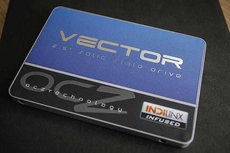 OCZ Vector, OCZ firması tarafından tasarlanıp üretilen, kendi kontrolcüsü olan Indilinx kontrolcülerini barındıran ilk SSD disk.