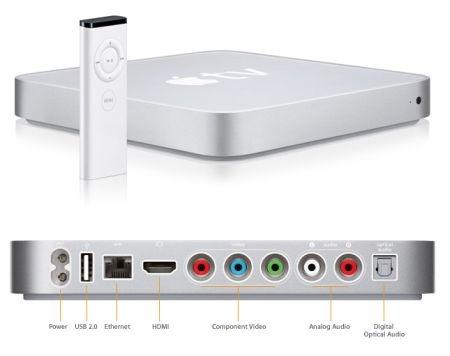 1. nesil Apple TV